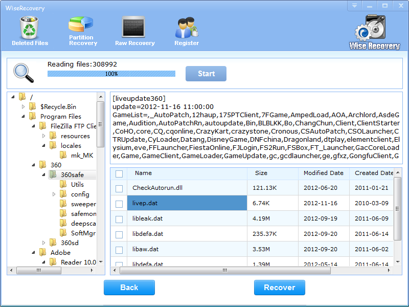 serial number card recovery pro 2.5.5